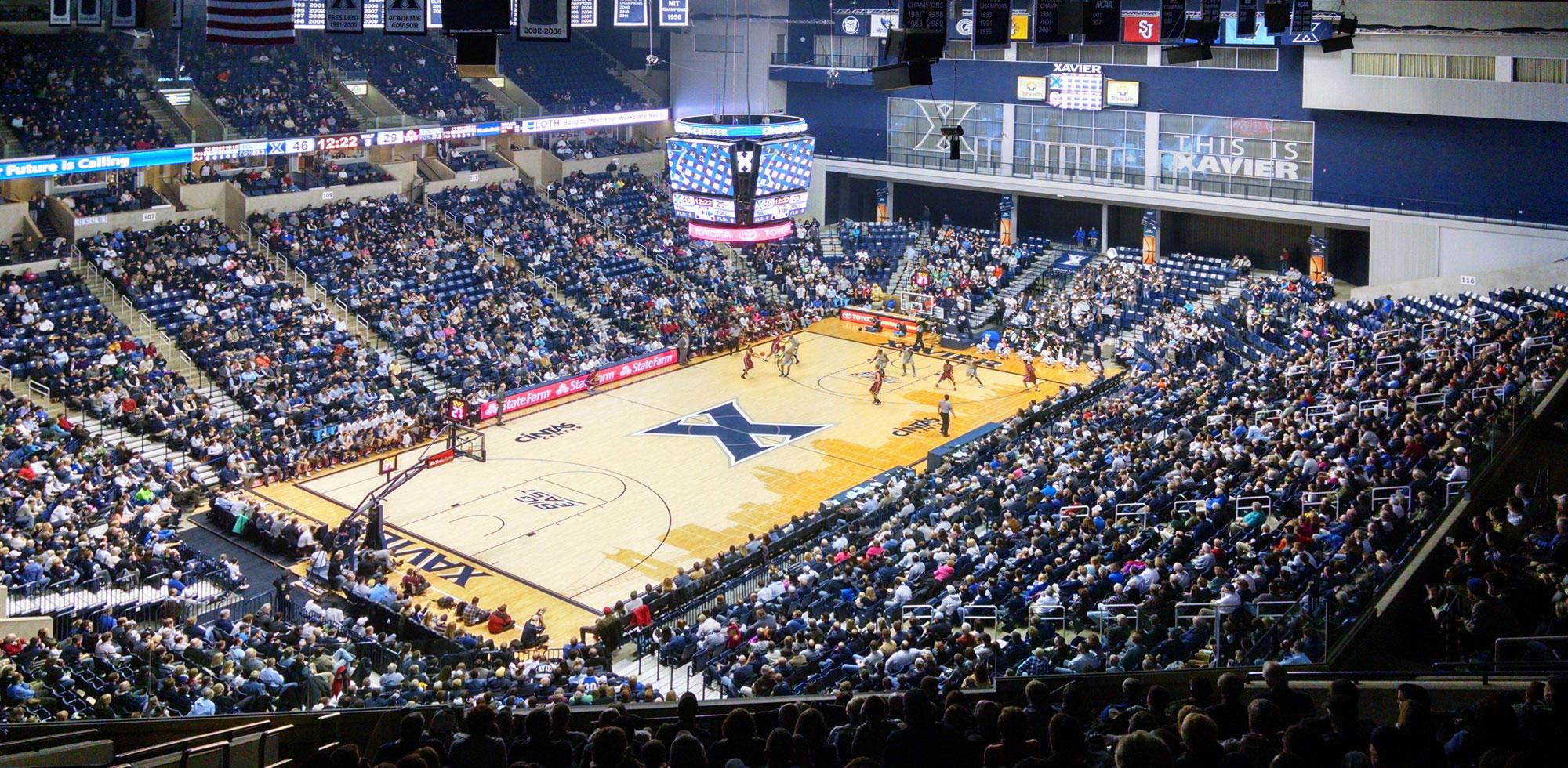 Cintas CenterXavier University Cincinnati