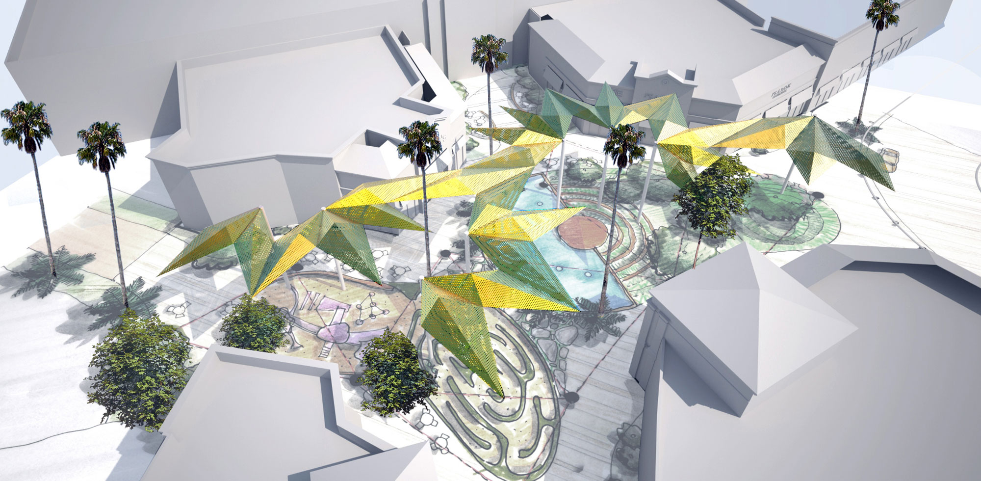 Urban Canopies Poon Design Inc